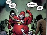 Bizarro Flash (New Earth)
