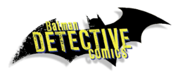 Detective Comics Vol 2 Logo