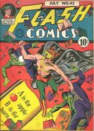 Flash Comics 43