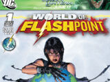 Flashpoint: The World of Flashpoint Vol 1 1