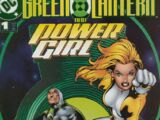 Green Lantern/Power Girl Vol 1 1