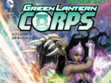 Green Lantern Corps: Uprising (Collected)