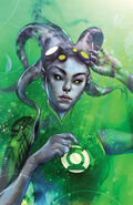 Green Lantern The Lost Army Vol 1 3 Variant Texless