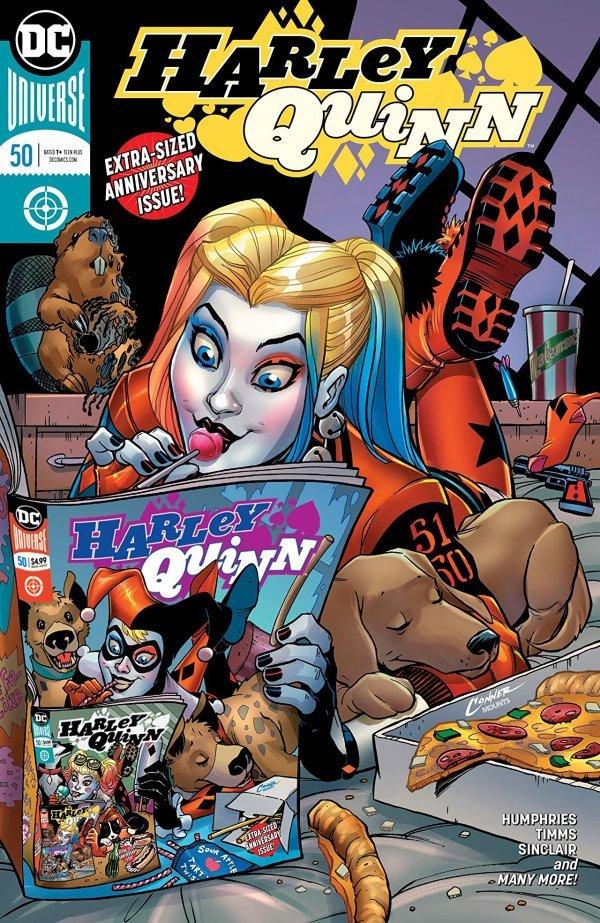 65283841c7d9 Harley Quinn Vol 3 50