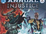 Injustice: Gods Among Us: Year Five Annual Vol 1 1