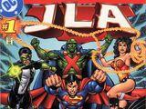 Justice Leagues: JLA Vol 1 1