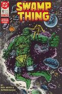 Swamp Thing Vol 2 62