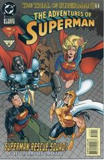Superboy and the Superman Rescue Squad.