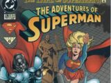 Adventures of Superman Vol 1 529