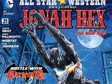 All-Star Western Vol 3 21