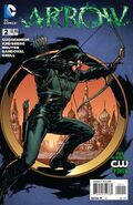 Arrow Vol 1 2