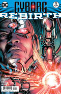Cyborg Rebirth Vol 1 1