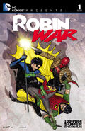 DC Comics Presents Robin War 100-Page Vol 1 1