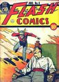 Flash Comics 8