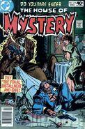 House of Mystery v.1 275