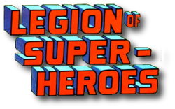 Legion of Super-Heroes Vol 1 logo