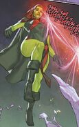 Miss Martian Prime Earth 0001
