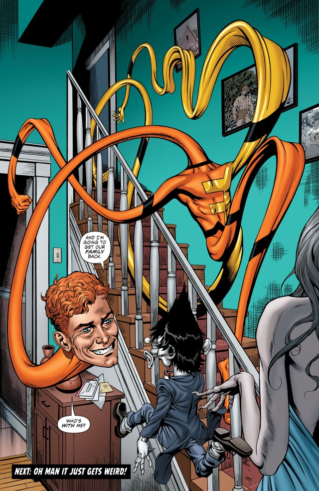 Elongated Man Disambiguation Dc Database Fandom