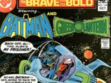 The Brave and the Bold Vol 1 155