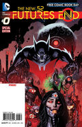 The New 52 Futures End FCBD Special Edition