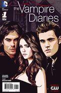 Vampire Diaries Vol 1 1
