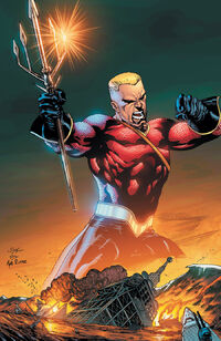 Aquaman Flashpoint 001