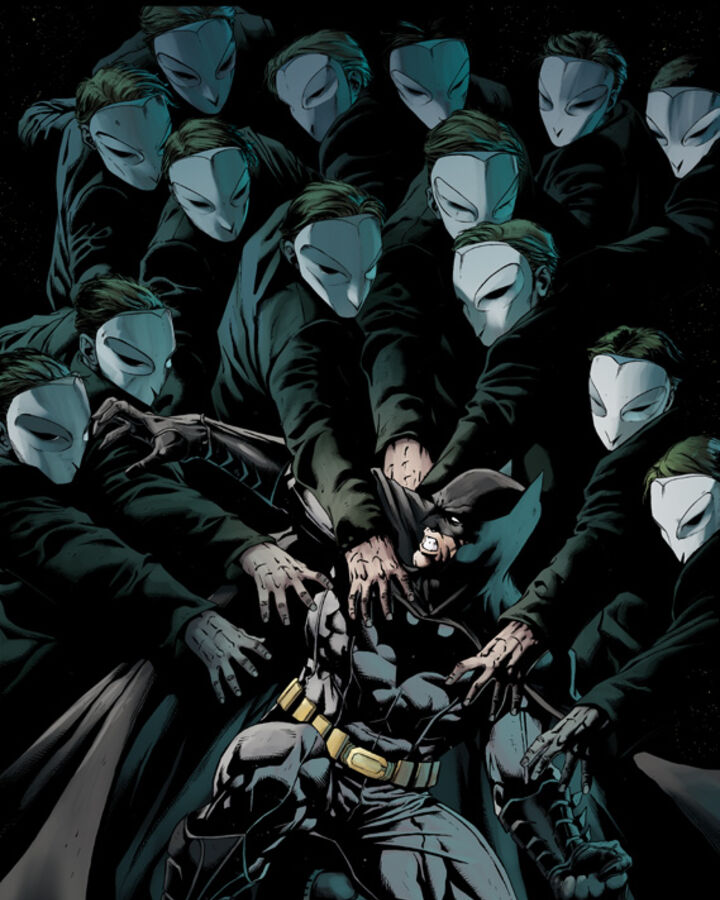 Court of Owls (Prime Earth) | DC Database | Fandom