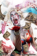 DCeased Vol 1 1 ComicXposure Greg Horn Variant Cover A Textless