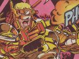 Daemonite Flash Suit