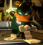 Green Loontern Lego Batman 0001