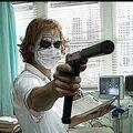 Joker as a Nurse