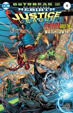Justice League Vol 3 8