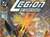 Legion of Super-Heroes Annual Vol 4 2
