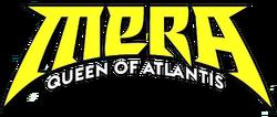 Mera - Queen of Atlantis (2018) logo