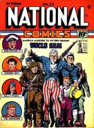 National Comics Vol 1 25