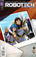 Robotech Love and War Vol 1 3