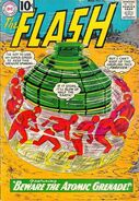 The Flash Vol 1 122