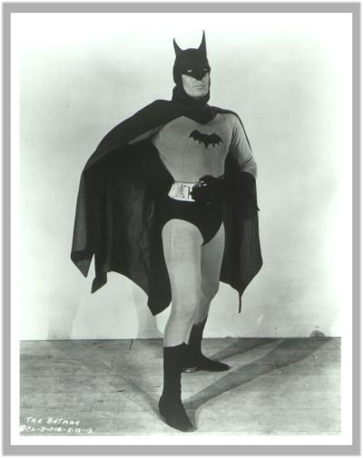 Bruce Wayne (Batman Serial) | DC Database | FANDOM powered