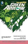 Green Arrow The Outsiders War TPB