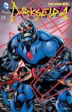 Justice League Vol 2 23.1 Darkseid