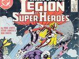 Legion of Super-Heroes Vol 2 341