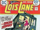 Superman's Girl Friend, Lois Lane Vol 1 137
