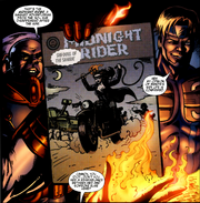 Midnighter Rider (comic book)