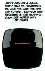 Mutants Earth DKR