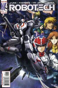 Robotech Vol 1 1
