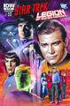 Star Trek Legion of Super-Heroes Vol 1 6 RI