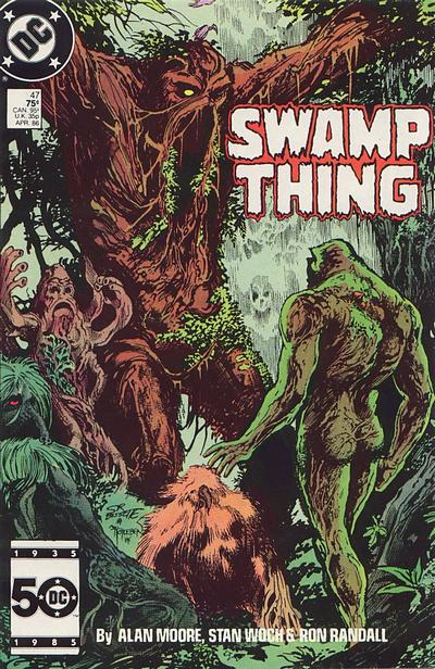 Swamp Thing Vol 2 47 Dc Database Fandom Powered By Wikia