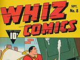 Whiz Comics Vol 1 8