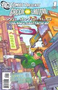 DC Comics Presents Green Lantern Willworld Vol 1 1