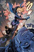 Gotham Girl Prime Earth 0001